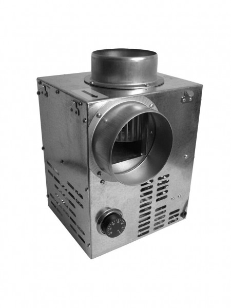 Ventilator zur Warmluftverteilung
