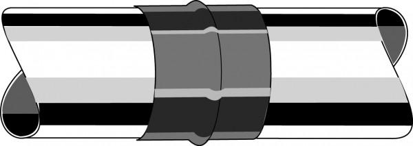 Kaltschrumpfband